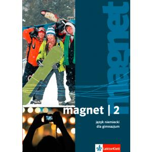 Magnet 2. Podręcznik + CD