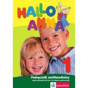 Hallo Anna 1. Podręcznik Multimedialny