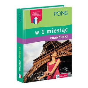 Francuski w 1 Miesiąc + CD