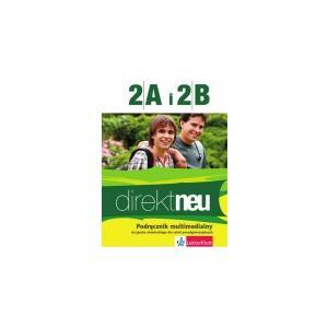 Direkt 2A i 2B Neu. Podręcznik Multimedialny