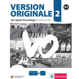 Version Originale 2 Ćwiczenia +CD