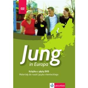 Jung in Europa +DVD