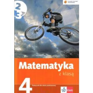 Matematyka SP 4 Z klasą Podręcznik