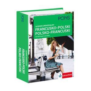 PONS Słownik Uniwersalny Francusko-Polski-Francuski
