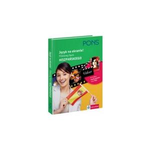 Język na Ekranie! Filmowy Kurs Hiszpańskiego + DVD (Pełna Wersja Filmu Pedro Almodovara - Volver)