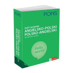 Duży Słownik Angielsko-Polski, Polsko-Angielski