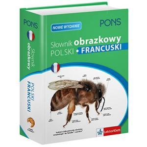 PONS Słownik Francuski Obrazkowy