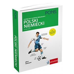 Podręczny Słownik Obrazkowy Polski-Niemiecki