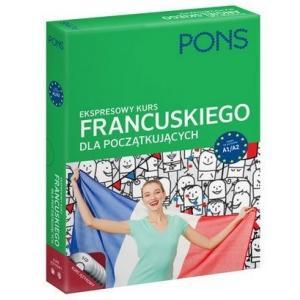 Ekspresowy Kurs Francuskiego dla Początkujących + CD