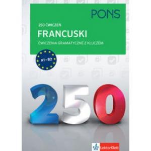 PONS 250 Ćwiczeń z gramatyki Francuski z kluczem OOP