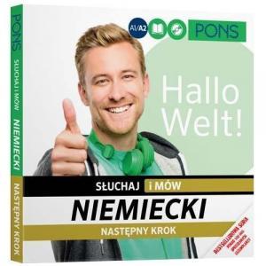 PONS Niemiecki Słuchaj i mów Następny krok wyd.3