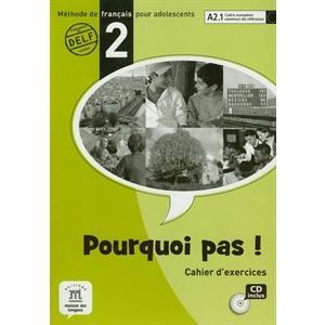 Pourquoi Pas! PL 2 ćwiczenia +CD