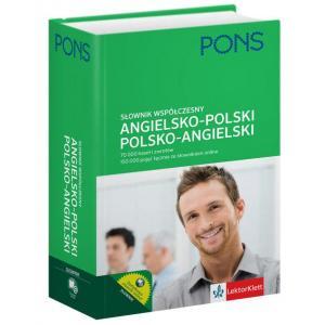 Słownik Współczesny Angielsko-Polski, Polsko-Angielski