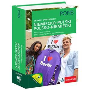 Uniwersalny Słownik Niemiecko-Polski, Polsko-Niemiecki