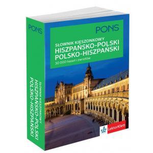 Kieszonkowy Słownik Hiszpańsko-Polski, Polsko-Hiszpański