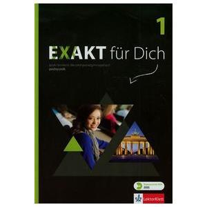 EXAKT fur Dich 1. Podręcznik + CD