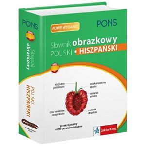 Słownik Obrazkowy Polski-Hiszpański