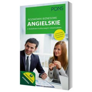 Rozmówki Biznesowe Angielskie z Dodatkiem Kulturowym i Słowniczkiem