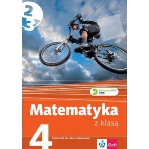 Matematyka z Klasą. Podręcznik. Klasa 4. Szkoła Podstawowa