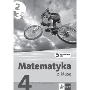 Matematyka z Klasą. Ćwiczenia. Klasa 4. Szkoła Podstawowa