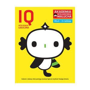 IQ Inteligencja Logiczna Dla 4-5 Latków