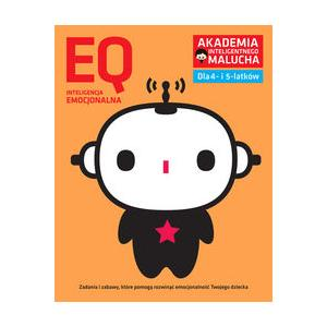 EQ Inteligencja Emocjonalna Dla 4-5 Latków