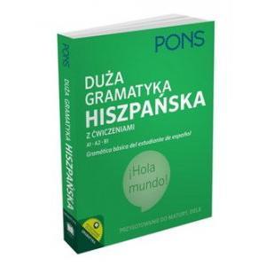 Duża Gramatyka Hiszpańska z Ćwiczeniami