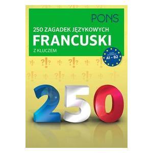 PONS 250 zagadek językowych francuski z kluczem