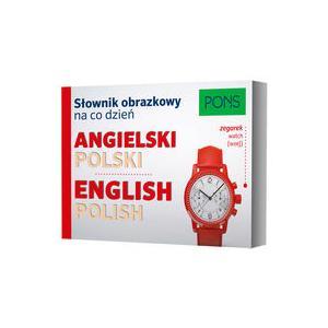 Słownik Obrazkowy na Codzień Angielski - Polski