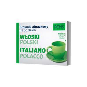 Słownik Obbrazkowy na Codzień Włoski - Polski