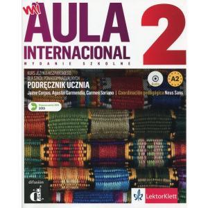 Mi Aula Internacional 2.  Podręcznik