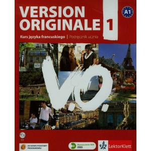 Version Originale 1 Podręcznik+CD (wieloletni)