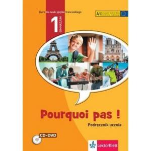 Pourquoi pas! 1. Język francuski. (podręcznik wieloletni)