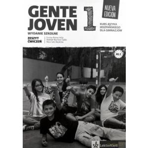 Gente Joven 1. Nueva Edición. Język hiszpański (materiał ćwiczeniowy) OOP