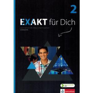 Exakt fur Dich 2. Podręcznik + CD