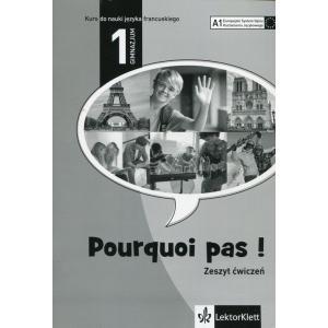 Pourquoi pas! 1. Język francuski (materiał ćwiczeniowy)