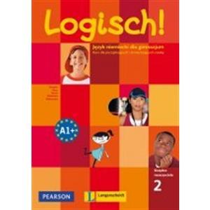 Logisch! 2. A1. Książka Nauczyciela + CD
