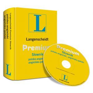Słownik Premium Angielsko-Polsko-Angielski + CD