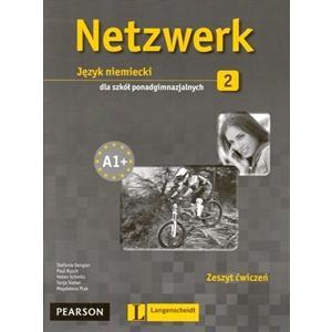 Netzwerk 2. Zeszyt ćwiczeń + CD