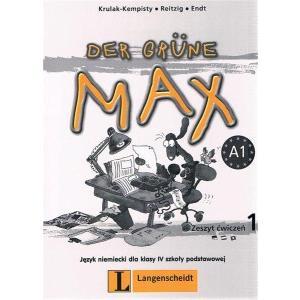 Der Grune Max 1. Ćwiczenia + CD