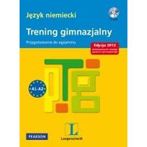 Trening Gimnazjalny Język Niemiecki + CD