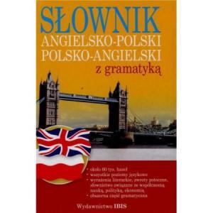 Słownik Angielsko-Polski Polsko-Angielski z Gramatyką