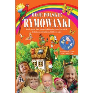 Moje polskie rymowanki + CD cz. 2