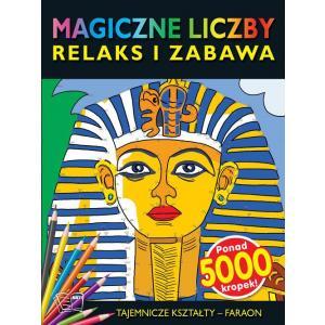 Magiczne liczby Tajemnicze Kształty - Faraon