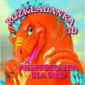 Rozkładanki 3D Niespodzianka dla Dino