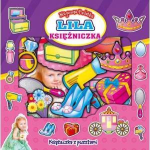Magiczne pudełka Lila Księżniczka