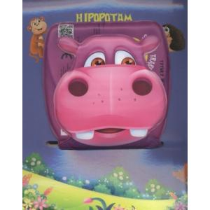 Książeczka do kąpieli Hipopotam Hipek