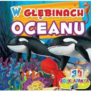 Rozkładanka 3D W głebinach oceanu