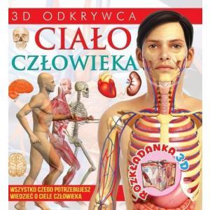 Rozkładanka 3D Ciało Człowieka