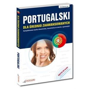 EDGARD Portugalski dla średnio zaawansowanych +CD